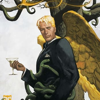 Lucifer Omnibus Increases Page and Price Goes Hardcover