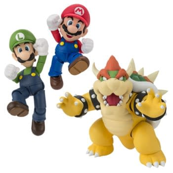 "Bluefin Presents ""Super Mario Maker 2"" Collector Bundles"