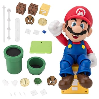 "Bluefin Presents ""Super Mario Maker 2"" Collector Bundles"