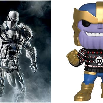 Marvel Legends Funko Holiday Pops Up for Order