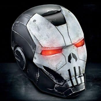 Marvel Legends Punisher/War Machine Helmet Revealed by Hasbro