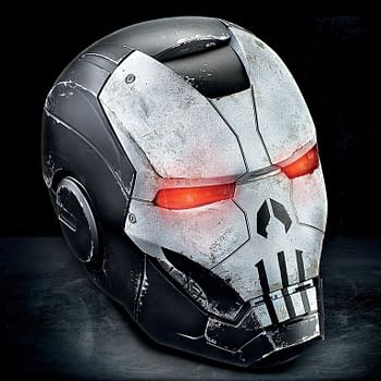 Marvel Legends Punisher/War Machine Helmet Revealed by Hasbro