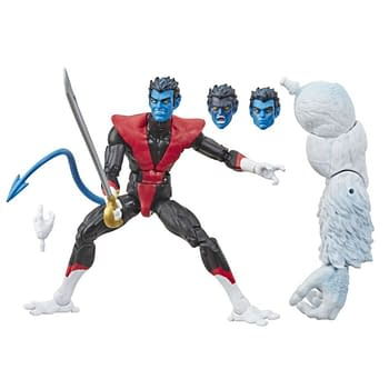 Marvel Legends X-Men Wendigo BAF Wave Up For Preorder Now