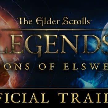 """The Elder Scrolls: Legends"" is Getting Coffee with Drunk Crabs in Elsweyr"