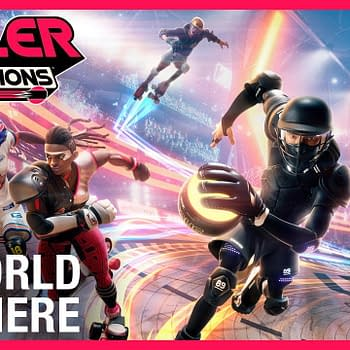 Ubisoft Announces Roller Champions at E3