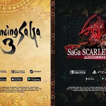 Romancing SaGa 3 and SaGa Scarlet Grace: Ambitions are Coming West