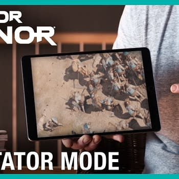 Ubisofts For Honor is Getting a Spectator Mode
