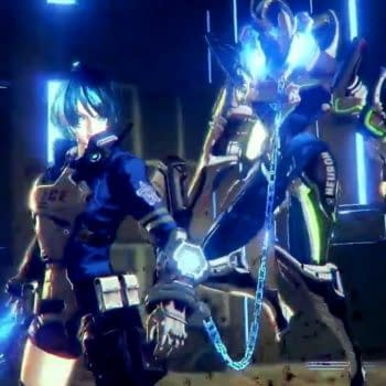 """PlatinumGames' Switch Exclusive """"Astral Chain"""" to Release This August"""