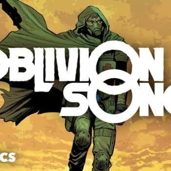 Oblivion Song: by Robert Kirkman & Lorenzo De Felici - Out Now!