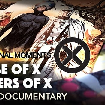 Marvels X-Men: The Seminal Moments Docu-Series Covers House of X and Powers of X