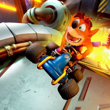 Crash Team Racing Releases a Launch Trailer