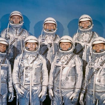 The Right Stuff Re-Launch Hires its Mercury Seven Crew