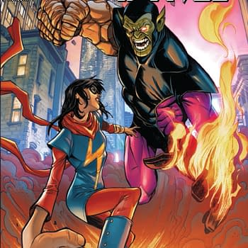 Do the Skrulls in Marvel Read DC Comics Ms. Marvel Annual #1 (Preview)