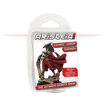 Corvus Belli Teases New Laxmee Miniature Skin for Aristeia