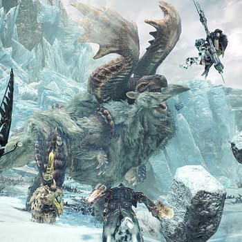 Capcom Reveal Details For Monster Hunter World: Iceborne