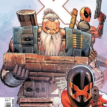 Deadpool Joins the Fight&#8230 But on Whose Side Major X #6 Preview