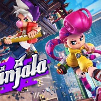 GungHo Entertainment Pushes Ninjala Back To 2020