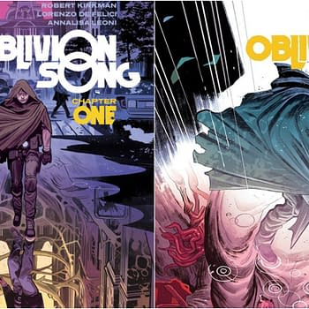 Oblivion Song: Robert Kirkman Lorenzo De Felici Comic Being Developed as Feature Film