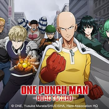 Oasis Games To Release One Punch Man: Road to Hero on Mobile