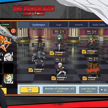 """Oasis Games To Release """"One Punch Man: Road to Hero"""" on Mobile"""