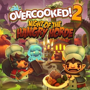 Overcooked 2 Receives Night of the Hangry Horde DLC