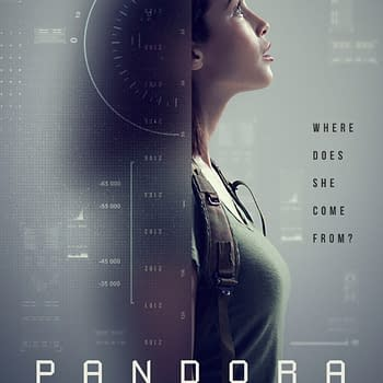 Pandora: The CW Summer Sci-Fi Series Releases Key Art Premieres July 16th