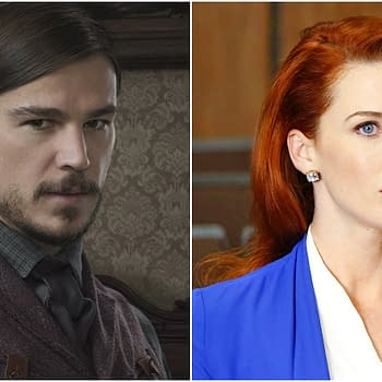 Paradise Lost: Josh Hartnett Bridget Regan Join Paramount Networks Southern Gothic Series