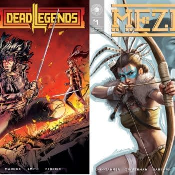 "For Those Mourning Vertigo, A Wave Blue World Has a New Way of Publishing ""Mezo"" #1 and ""Dead Legends"" #1 in October"