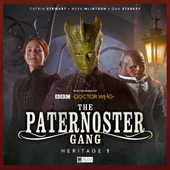 """New Big Finish """"Doctor Who"""" Audio Drama Is Getting the (Paternoster) Gang Back Together"""