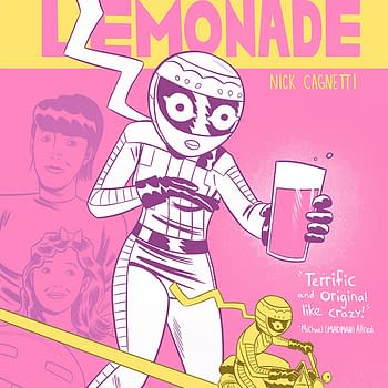 Exclusive First Look at Pink Lemonade #1 Covers at HeroesCon Now