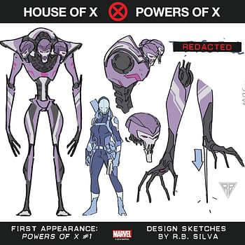 Marvel Reveals Designs for 6 New Characters for Powers of X X-Men Relaunch