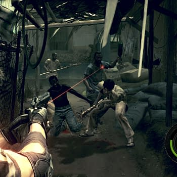 We Tried Out Resident Evil 5 And Resident Evil 6 On Switch At E3