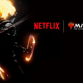 The Russo Brothers Are Doing a Magic: The Gathering Anime Series at Netflix