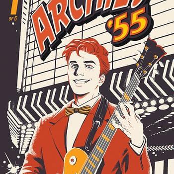 Waid Augustyn and Grummett Launch Archie: 1955 in September