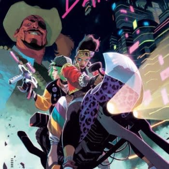 First Look at Mark Millar and Matteo Scalera's Space Bandits