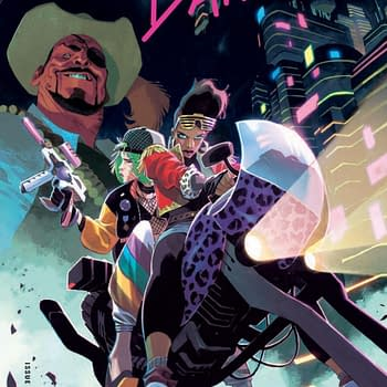 First Look at Mark Millar and Matteo Scaleras Space Bandits