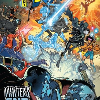Sina Grace on Writing Iceman at Marvel: I Was Surrounded by Cowards