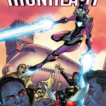 A DCeased Crossover in Ironheart #7 (Preview)