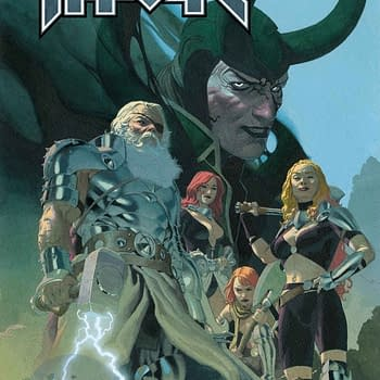 King Thor: A New Thor #1 by Jason Aaron and Esad Ribic in September