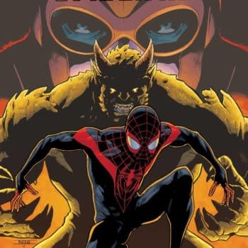 Ultimate Universe Returns for Miles Morales' 250th Issue in September.
