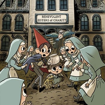 The Benevolent Sisters of Charity: BOOM Announces Another Over the Garden Wall OGN for 2020