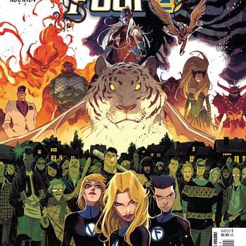 Whos Smarter Moon Girl or Valeria Richards (Fantastic Four #10)