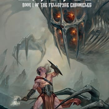 The Last God: A New Dark High Fantasy Series at DC Black Label From Phillip Kennedy Johnson and Riccardo Federici