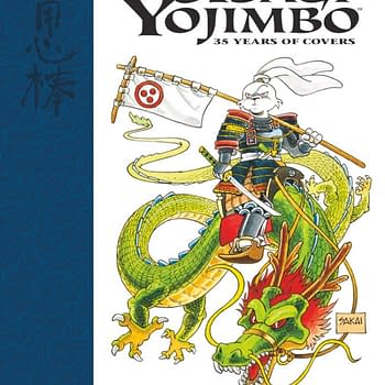 Dark Horse to Reprint Over 300 Usagi Yojimbo Covers in New Hardcover