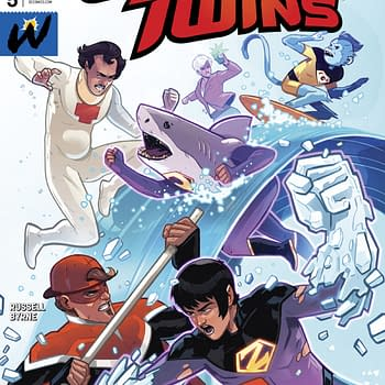 Magics Biggest Secrets Finally Revealed in This Wonder Twins #5 Preview