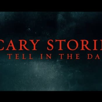 """Scary Stories To Tell In The Dark"" Trailer"