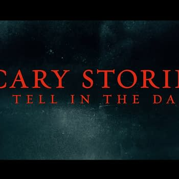 New Scary Stories To Tell In The Dark Trailer: Maybe Believe Kids