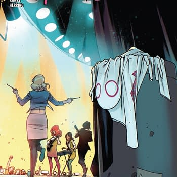 Powerless and Trapped in the 616 &#8211 Spider-Gwen: Ghost Spider #10 Preview