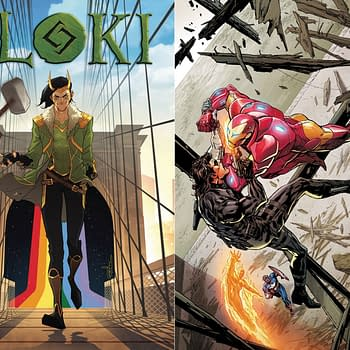 Marvel Comics to Overship Loki #1 and Invaders #7 by 100%