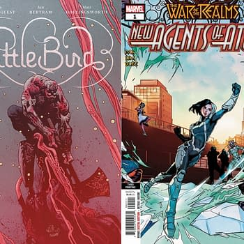 Little Bird #1 Gets 4th Printing New Agents Of Atlas Star Wars: Galaxys Edge Get 3rd Wolverines Daughter Gets a 1:25
